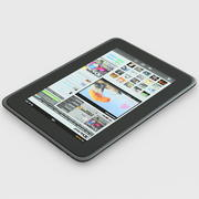 Kindle Fire HD 7 3d model