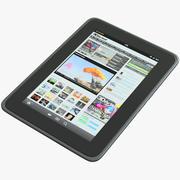 Kindle Fire HD 7 3d model