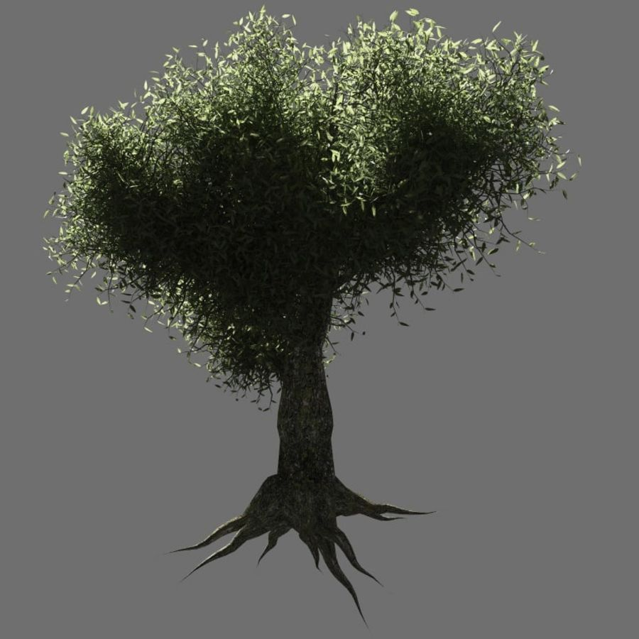 Olivier 2 royalty-free 3d model - Preview no. 3