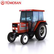 Tumosan 74.80N 3d model