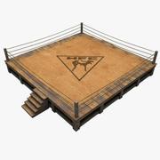 Ринг 3d model