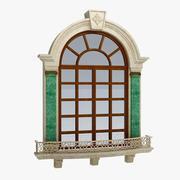 Window041 3d model