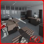 Office 25 3d model