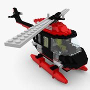 Helico Lego Set 5590 3d model