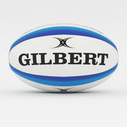 Piłka do rugby 3d model