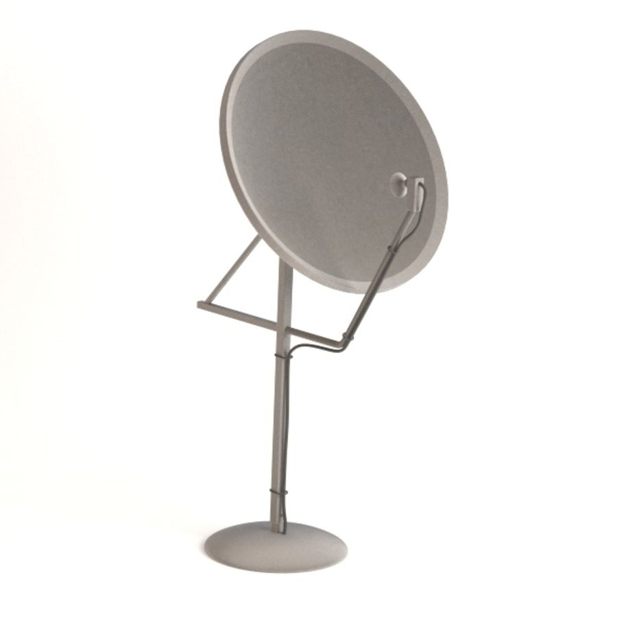 antennes royalty-free 3d model - Preview no. 12