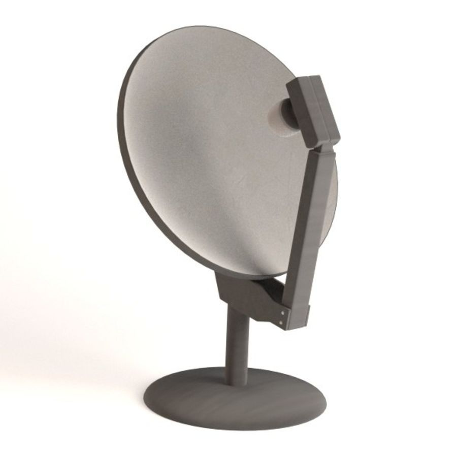 antennes royalty-free 3d model - Preview no. 7