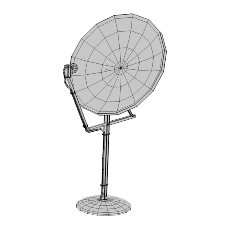 antennes royalty-free 3d model - Preview no. 16