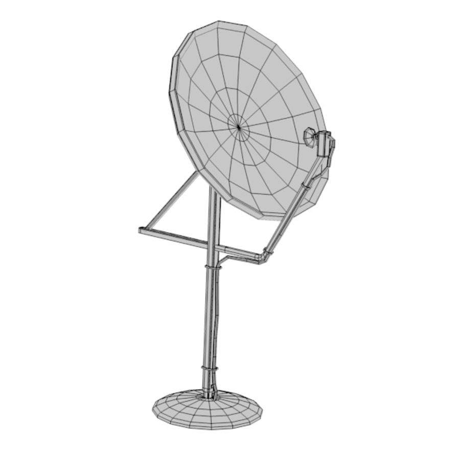 antennes royalty-free 3d model - Preview no. 15