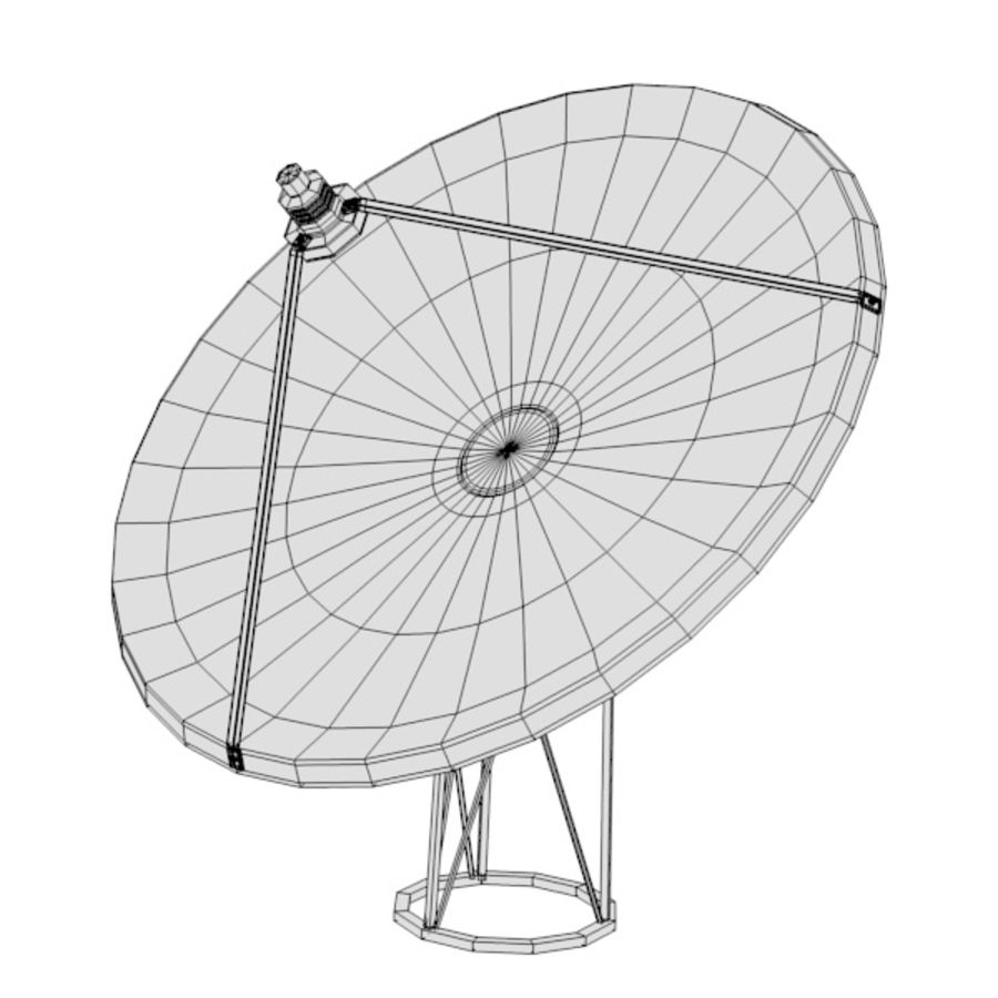 antennes royalty-free 3d model - Preview no. 5