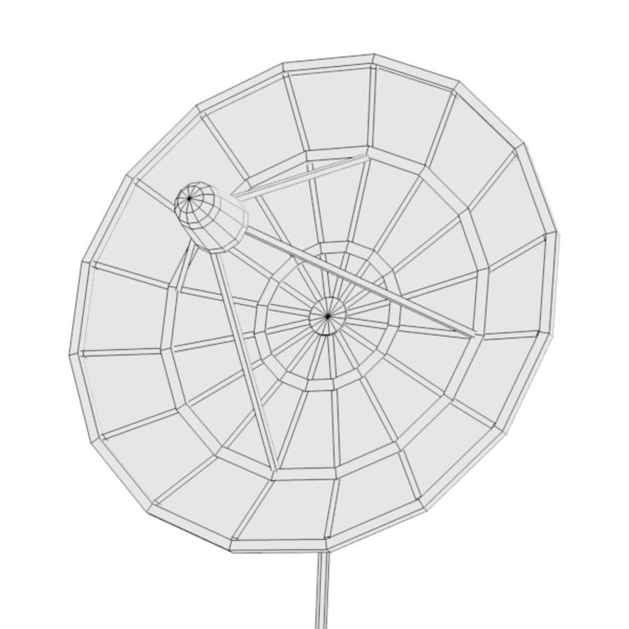 antennes royalty-free 3d model - Preview no. 21