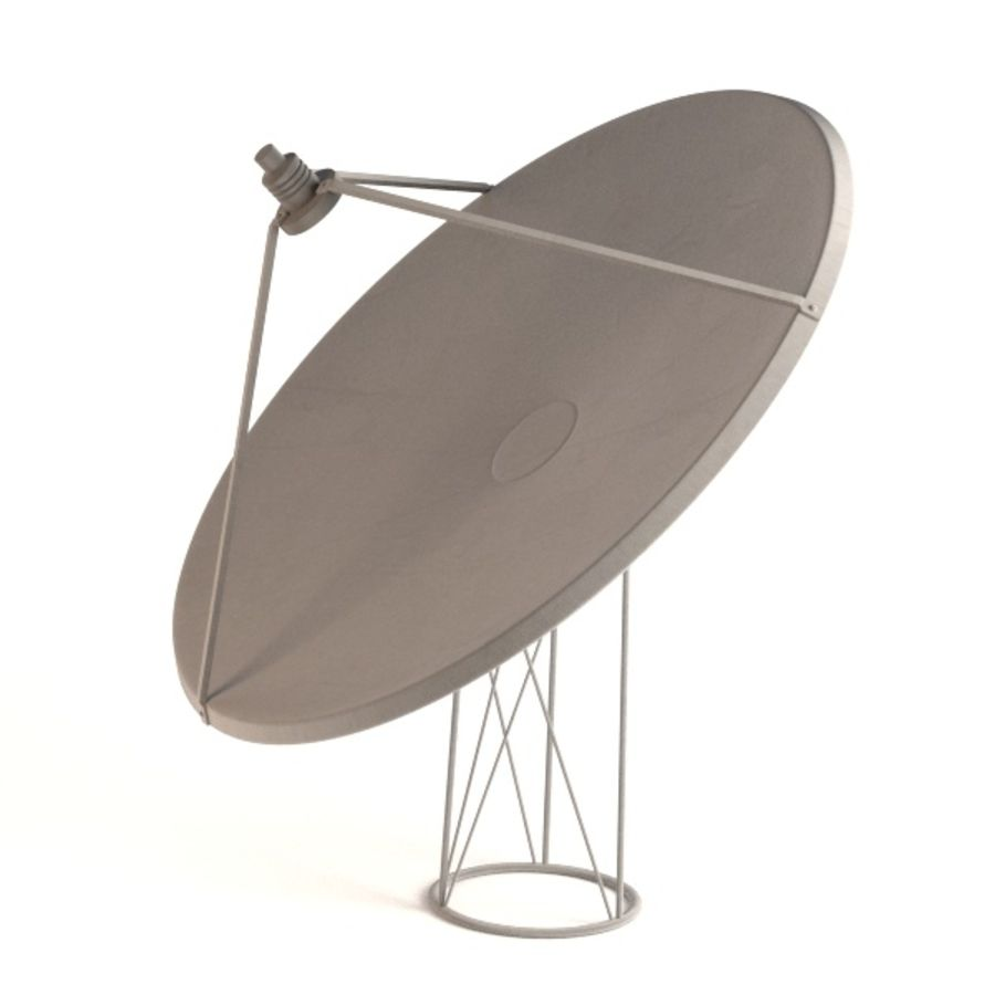 antennes royalty-free 3d model - Preview no. 3