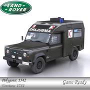 Land Rover 110 Defender 3d model