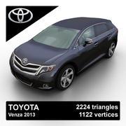 Toyota Venza 2013 3d model