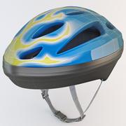 Bisiklet kaskı 3 3d model