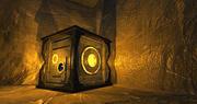 Cubo Cosmico (Cassa di fantascienza) 3d model