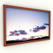 Picture Frame 4 3d model