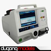 дефибриллятор 3d model
