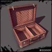 walizka 3d model