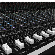 Mixing Board: All Purpose 3d model
