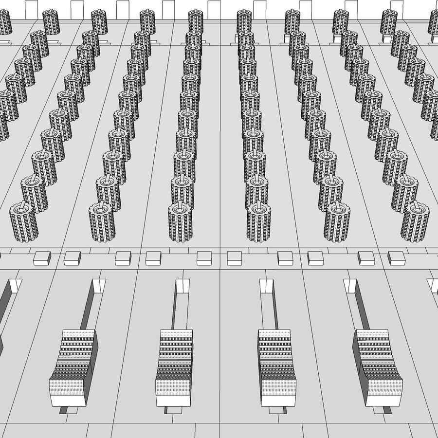 Mixing Board: All Purpose royalty-free 3d model - Preview no. 20
