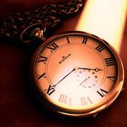 古い時計 3d model