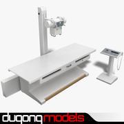Machine à rayons-X 3d model