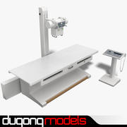 X-ray Machine 3d model