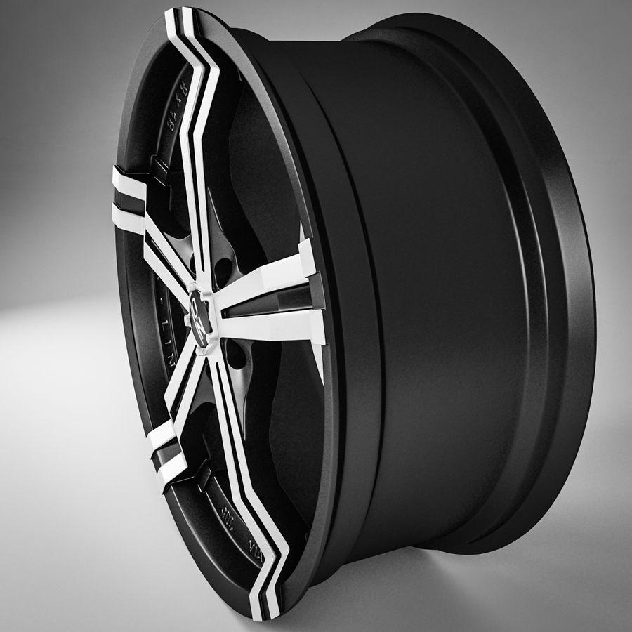 Moc OZ Racing Racing royalty-free 3d model - Preview no. 4