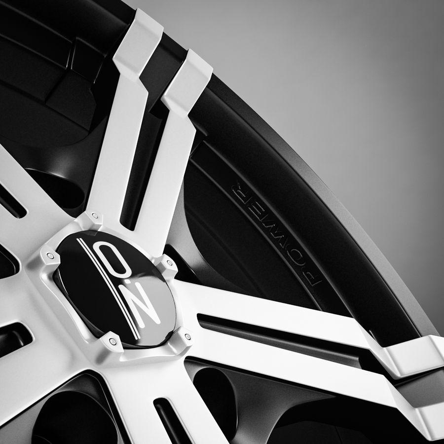 Moc OZ Racing Racing royalty-free 3d model - Preview no. 3