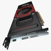 Geforce GTX 690 (1) modelo 3d