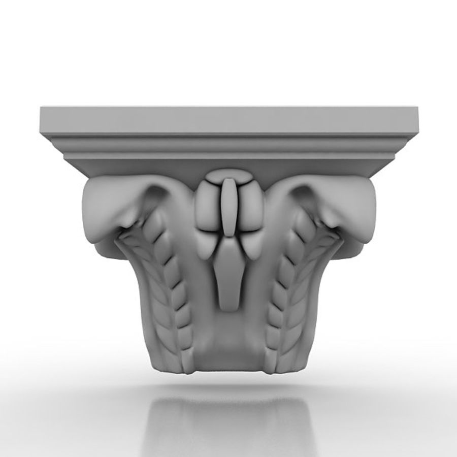 Architectural Elements 72 royalty-free 3d model - Preview no. 1