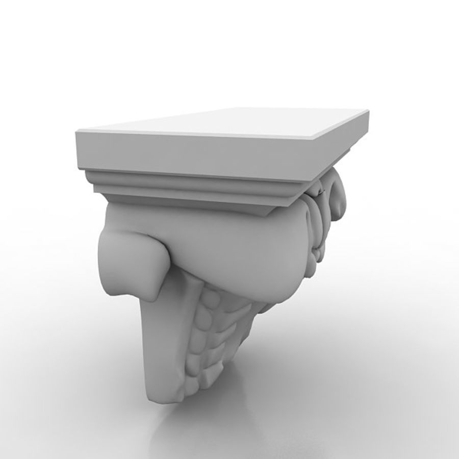 Architectural Elements 72 royalty-free 3d model - Preview no. 3