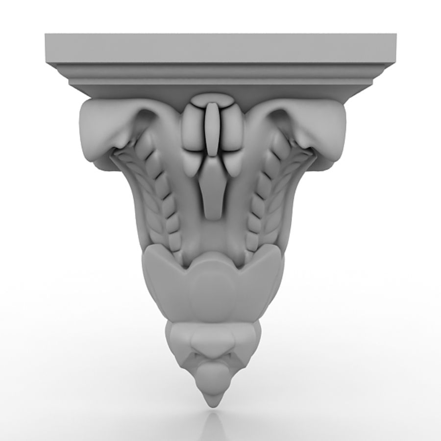 Architectural Elements 71 royalty-free 3d model - Preview no. 1
