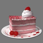 Pink_Cake 3d model
