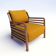 стул. Кресло 3d model