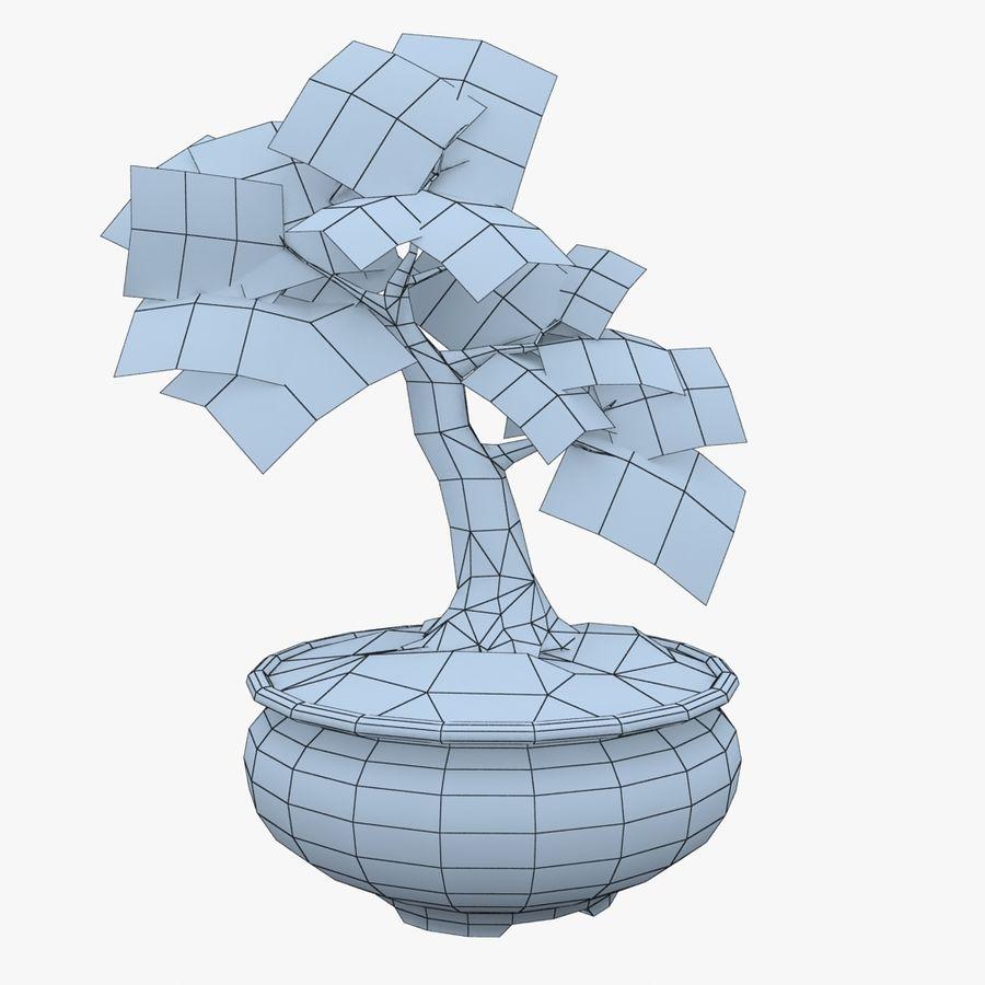 Bonsai Baum royalty-free 3d model - Preview no. 6