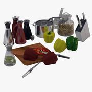 Accesorios de cocina Eva Solo modelo 3d