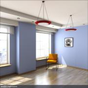 Sala vazia 3d model