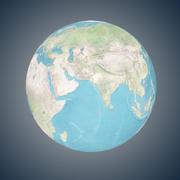 Terra 3d model