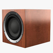 Bowers and Wilkins ASW10CM 3d model