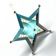 Ornaments Star 3d model
