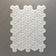 Coleção Wall Versatile ARC 3d model