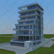 building(16) 3d model