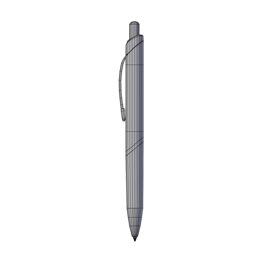 Pens Collection royalty-free 3d model - Preview no. 10
