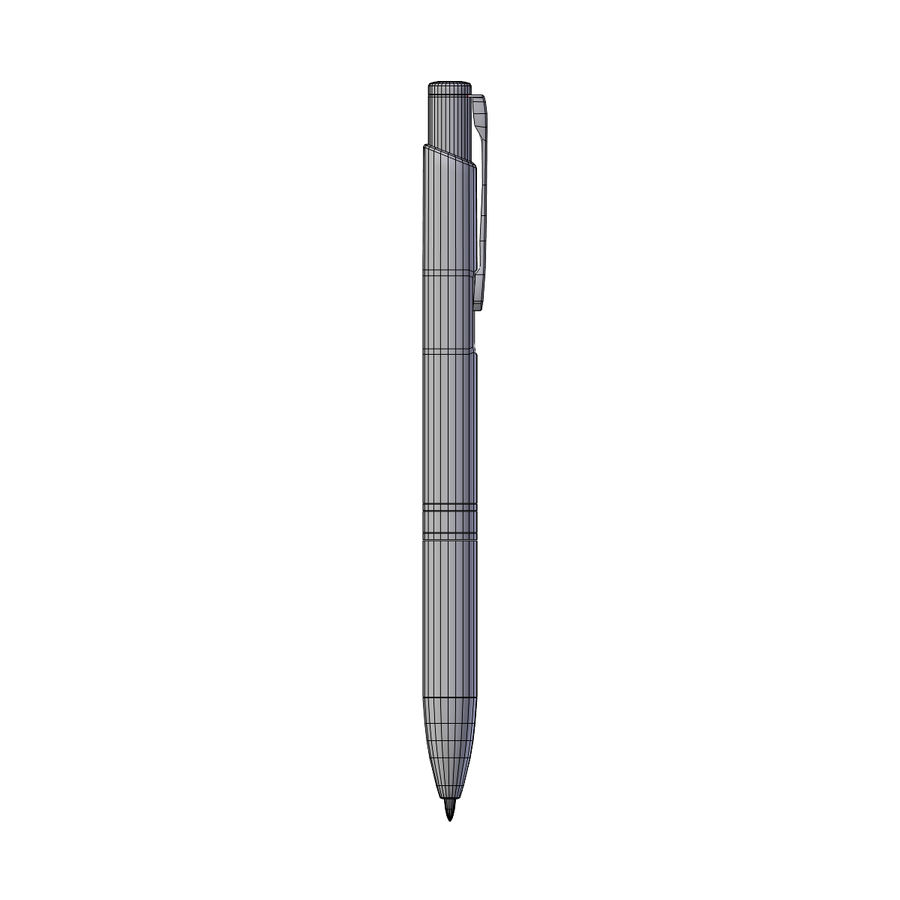 Pens Collection royalty-free 3d model - Preview no. 22