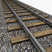 Alte Eisenbahn 3d model