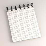 notebook1 3d model