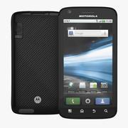 摩托罗拉ATRIX 4G MB860智能手机 3d model