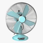 Античный электрический вентилятор 3d model